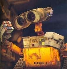rubik-wall-e