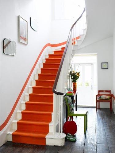 Scala_arancione