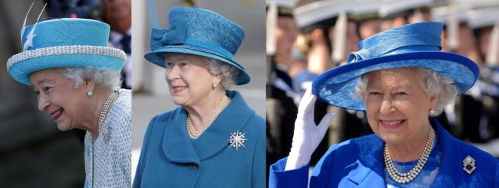 Queen_Blue_Hat (composizione Forecastingirl)