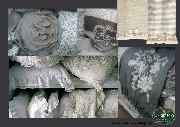 Teli da bagno, cuscini e tessuti d'Arte Ottomana