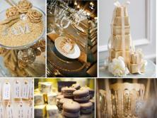 Wedding Mood board - Tavola delle emozioni per matrimoni