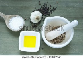 stock-photo-spices-food-ingredients-on-wooden-table-background-top-view-109222046